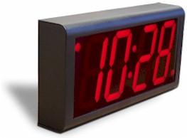 Digital vegg klokke