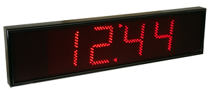 Store Digital Wall Clocks fra Galleon Systems
