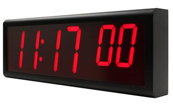 Hva er inkludert med 4 Digit Network Clock