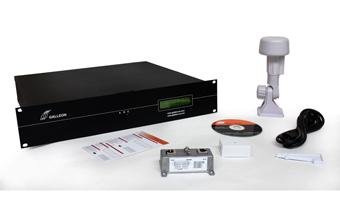 hva som leveres med TS-900-GPS nettverkstidsserver
