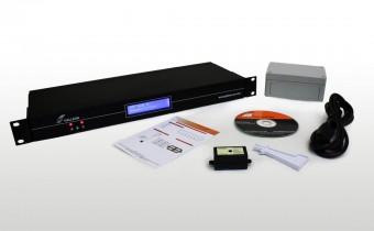Hva er inkludert med NTS 4000 MSF NTP-server