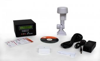 NTS-4000-GPS-S NTP Server innholdet i esken GPS modell