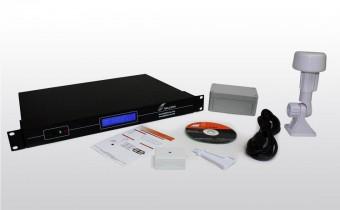 Hva er inkludert med NTS 6001 dual NTP server