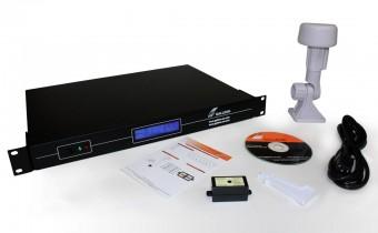 Hva er inkludert med NTS 6001 GPS NTP-server