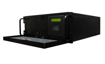 Hva er inkludert med NTS 8000 dual NTP server
