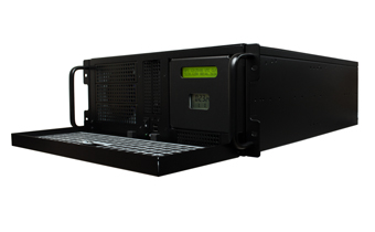 Hva er inkludert med NTS 8000 MSF NTP-server